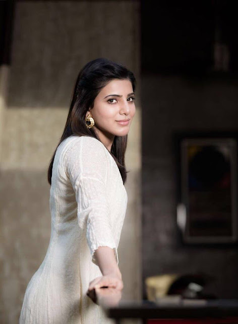 Samantha Latest Hot Glamourous Spicy PhotoShoot Images