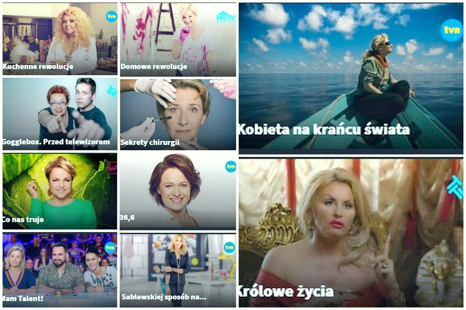 telewizja programy rozrywkowe