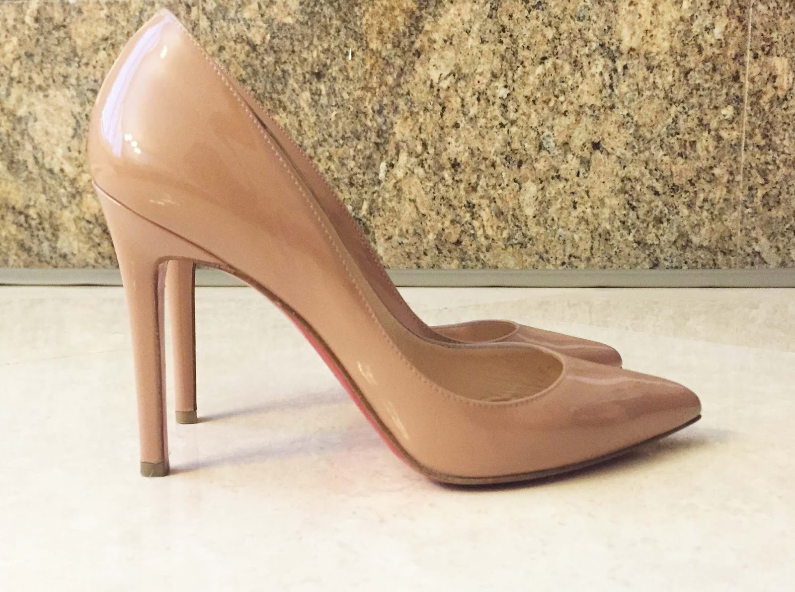 best sneakers 58f1a c558e My Superficial Endeavors: Christian Louboutin Pigalle 100