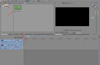 Cara membuat video slow motion di sony vegas