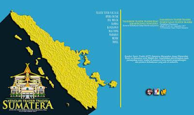 Belasan Grup Teater Sumatera Akan Unjuk Gigi di Kenduri Teater Tradisi Sumatera Riau