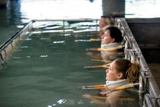 Вертикальное подводное вытяжение по методу К. Молла