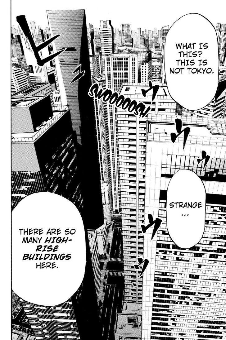 Manga Recommendation: Tenkuu Shinpan