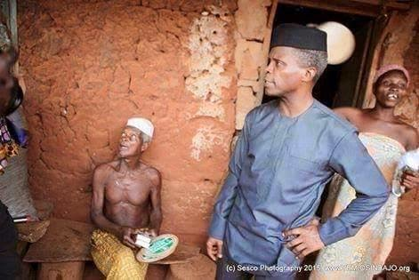 osinbajo father poverty