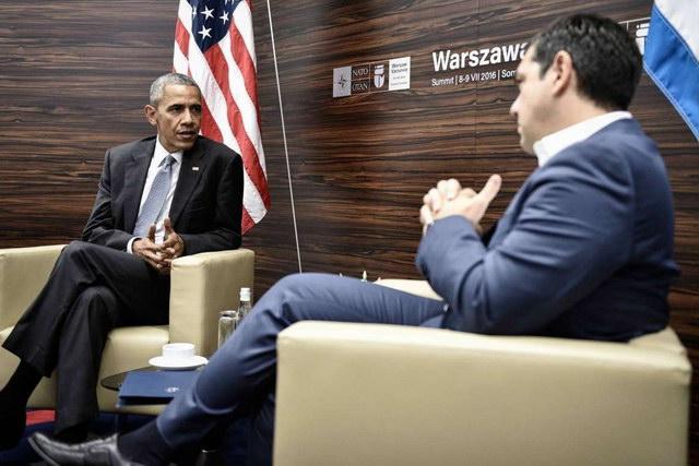 Ο Ομπάμα ικανοποίησε και τον Τσίπρα…