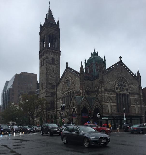 cidade Boston, EUA