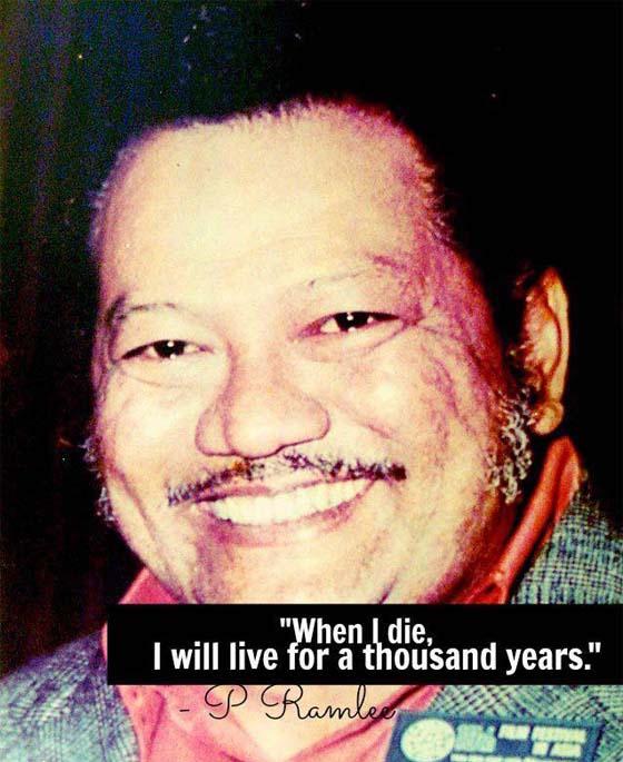 Kisah P. Ramlee Bankrap
