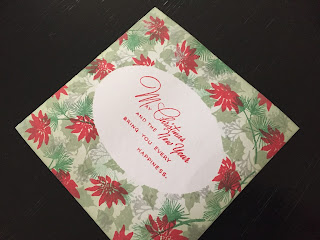 Hand Made Christmas Card with Majestix Clear Peg Stamps