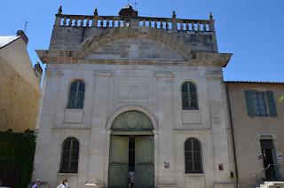 Villefranche de Rouergue. Capella dels Penitents Negres