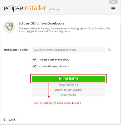 instalar eclipse para selenium webdriver