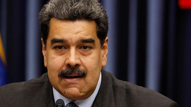 """Maduro acusa a EEUU de financiar conspiraciones """"permanentes"""" para derrocarle"""