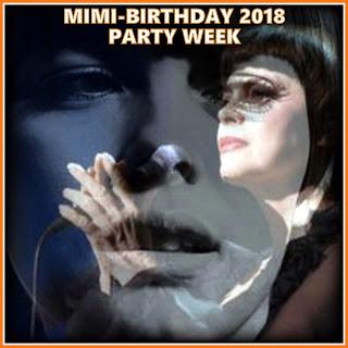 MIMI-DAY 2018. Anniversaire de Mireille Mathieu le 22 juillet