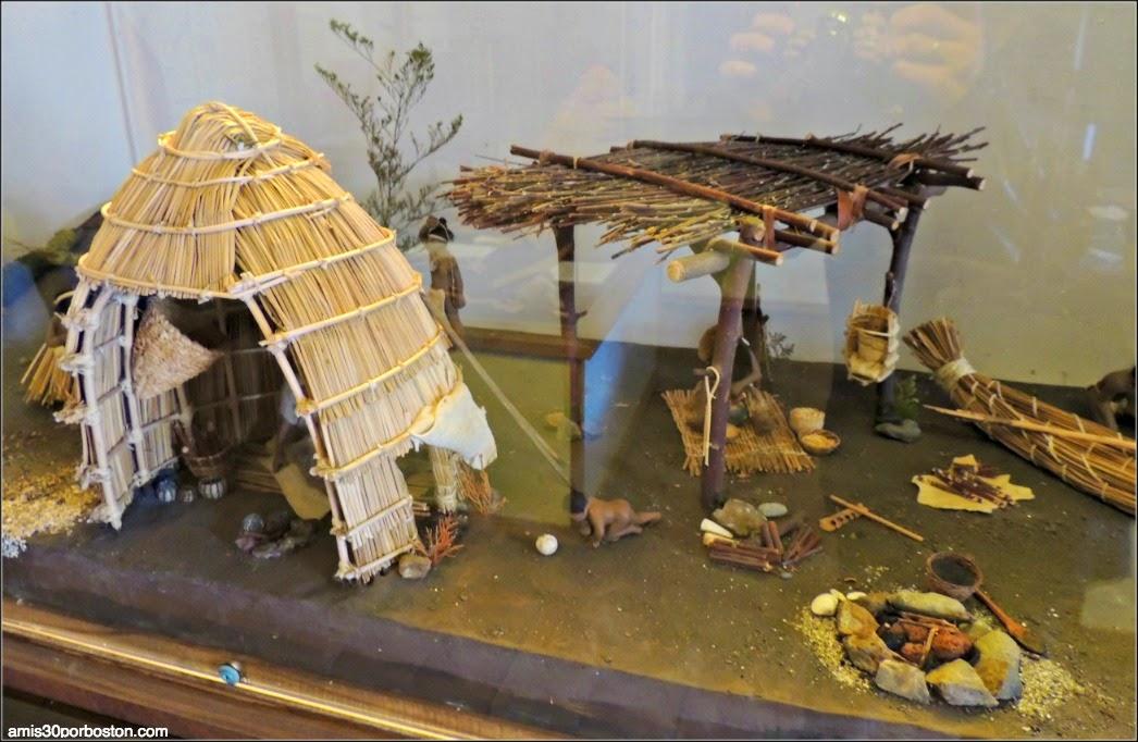 Objetos de los Indios en la Misión Dolores, San Francisco