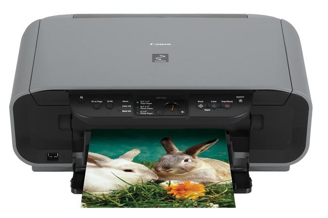 Driver printer canon pixma mp160.