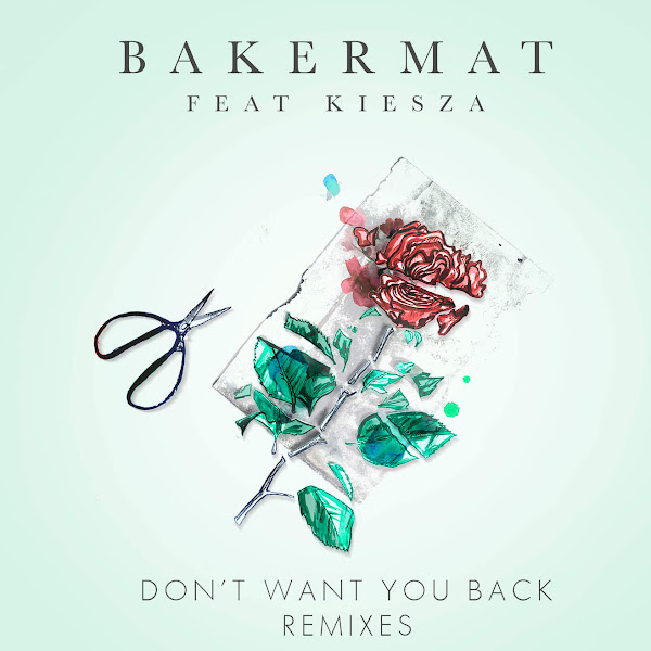 Bakermat - Don't Want You Back (feat. Kiesza) [Remixes] - Single Cover