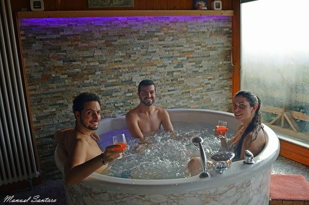 Netro, Centro Relax Benessere La Bossola