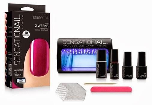 The Makeup Examiner Sensationail Gel Nail Kit Review