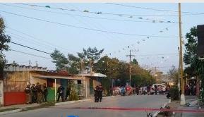 """Ejecutan a Ramón Guillén """"la comadreja"""" en Jaltipan Veracruz"""
