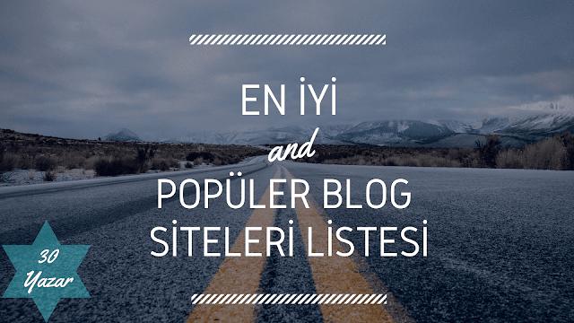 popüler-30-blog-listesi