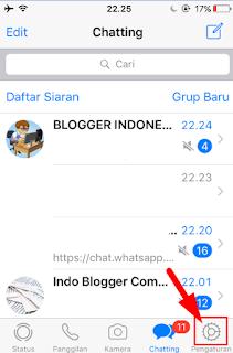 Tutorial Melihat Status Whatsapp Orang Lain Tanpa Ketahuan 2