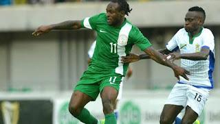 Algeria vs Nigeria live stream Friday 10 November 2017 World Cup qualifier