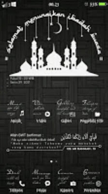 Kumpulan Tema Oppo Terbaik Semua Tipe - Masjid