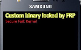 Custom Binary Blocked by FRP Lock solution Samsung J2DTV