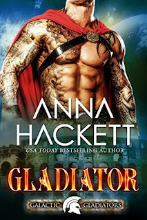 Gladiator by Anna Hackett