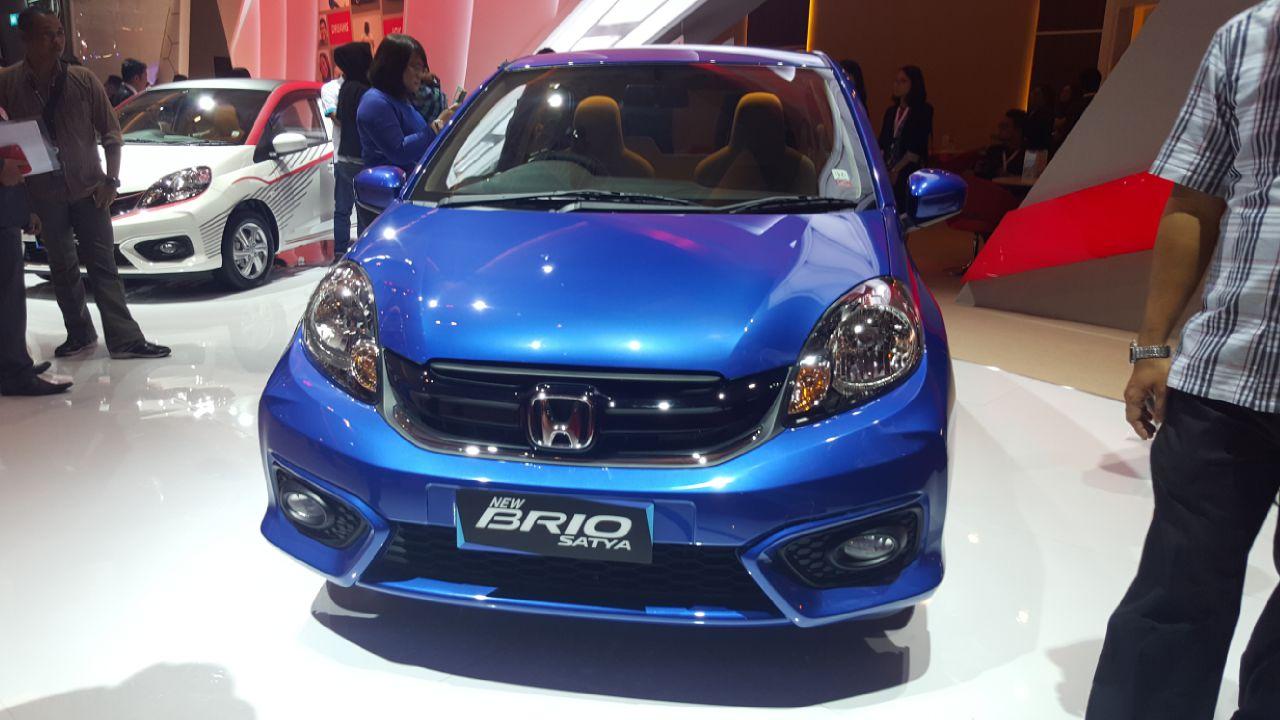 Harga Honda Brio Satya Terbaru 2020 Type E dan S Indonesia