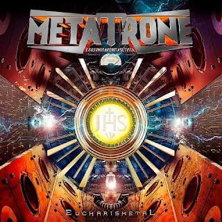 """Το τραγούδι των Metatrone """"Latest News From Light"""" από τον δίσκο """"Eucharismetal"""""""
