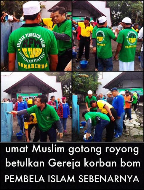 Inilah Pembela Islam Sebenarnya Menurut Ustad Abu Janda