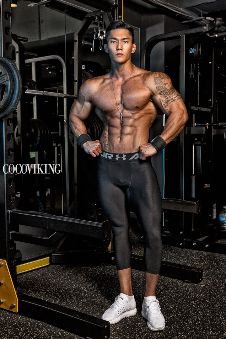 Gold standard muscle show-off Macho Nacho returns to Powermen