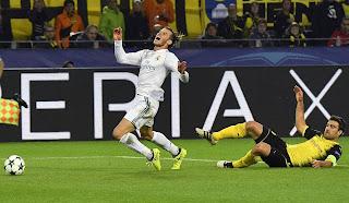 El mal de ojo de Gareth Bale
