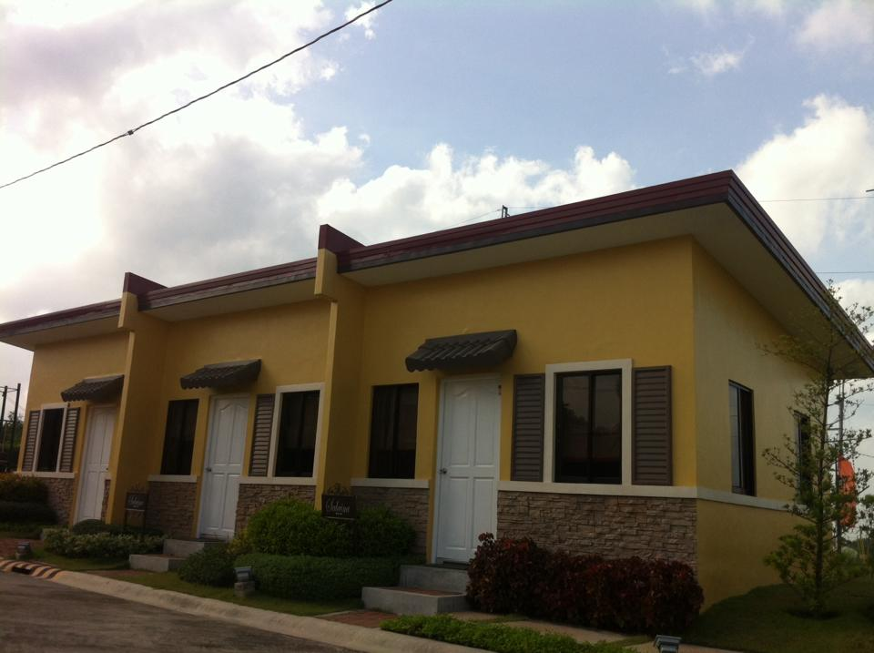 Affordable Property Listing Of The Philippines Rowhouse