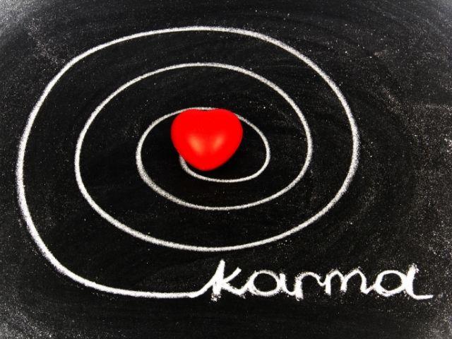 el karma del amor ahora