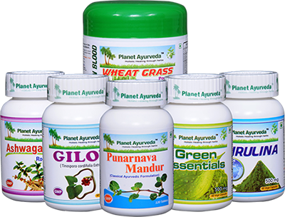 Herbal concentration aids