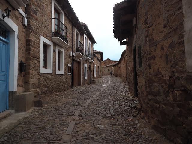 Calle de Castrillo de los Polvazares