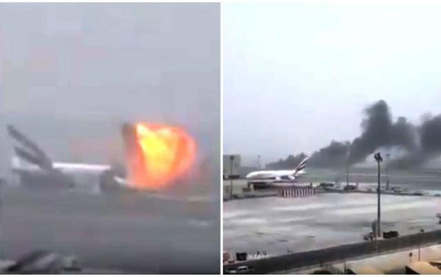 В сети появилось видео, как сотрудники «Шереметьево» смеются над горевшим самолетом