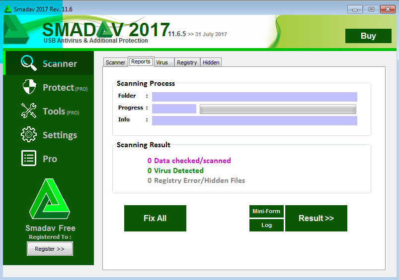 smadav pro 11.7.2 registration name and key