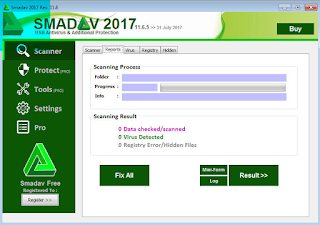 Smadav 2017 Rev 11.7.2 Latest Version Full Keygen