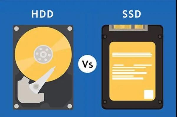 الفرق بين SSD و HDD بشكل مفصل