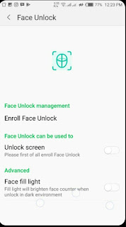 Infinix Zero 5 new Update Adds Face Unlock and Other Features
