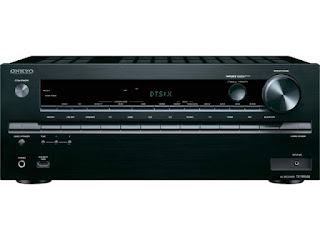 Onkyo TX-NR646 7.2 Network Ch A/V Receiver with Wi-Fi & Bluetooth