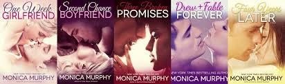 MONICA MURPHY Serie Serie Drew