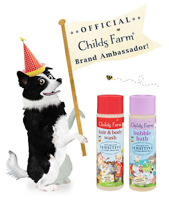 Exciting Announcement – We are Child's Farm Ambassadors!