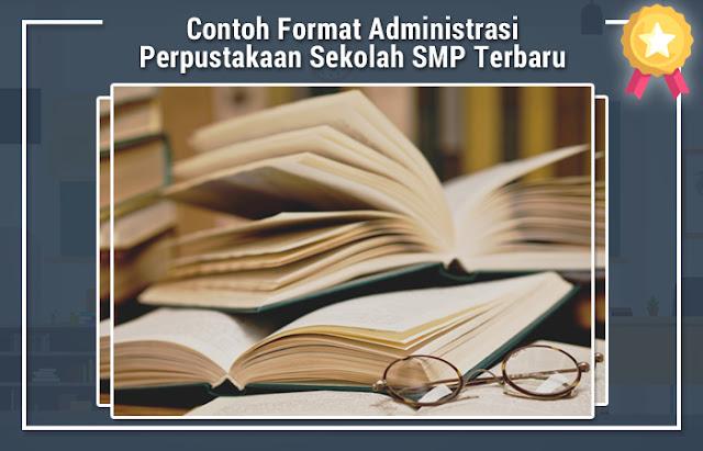 Administrasi Perpustakaan Sekolah SMP