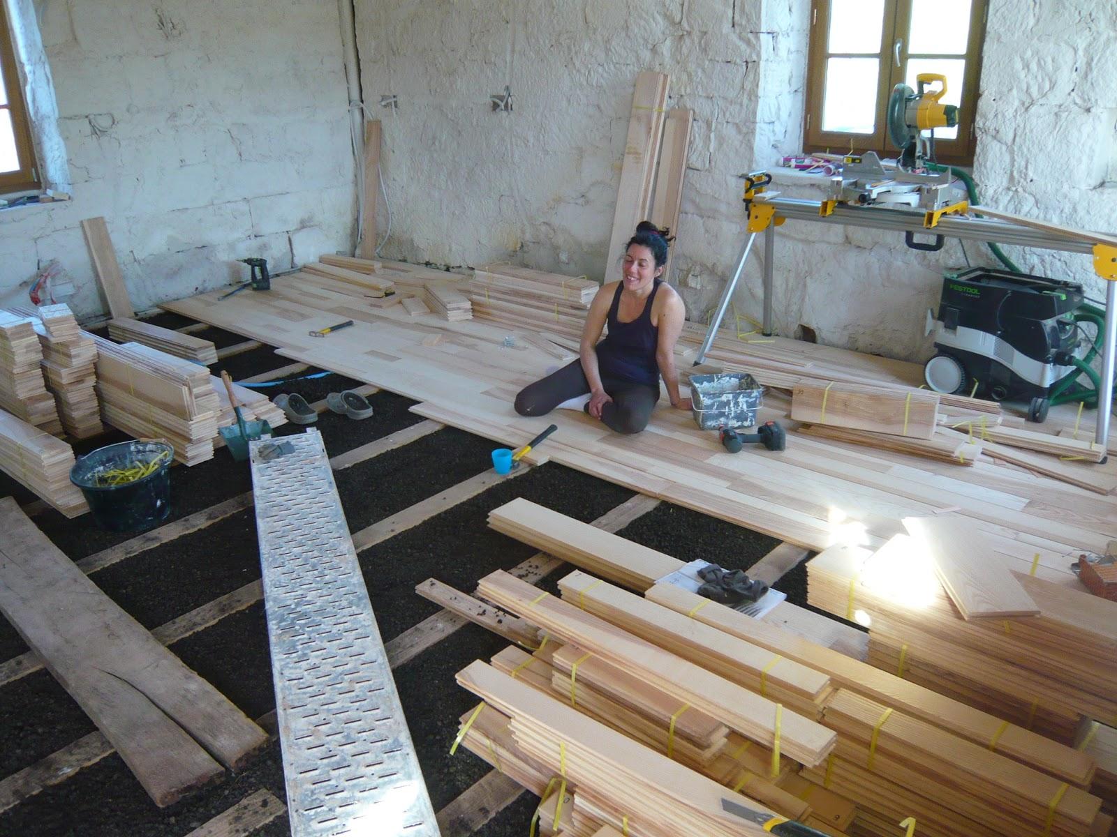 la for t rdc plancher enduits chaux chanvre et b ton. Black Bedroom Furniture Sets. Home Design Ideas
