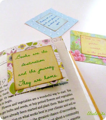 Bookmarks, Easy Bookmark
