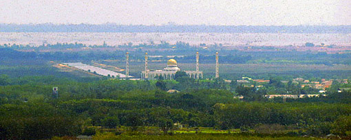 Hat Yai mosque the biggest in south Thailand