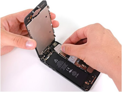 Tại sao cần phải thay mặt kính iphone 5s